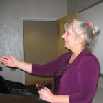 Misty Lecturing at NCGR National Conference 2013
